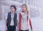 Kit Harington and Adelaide Clemens in Silent Hill: Revelation