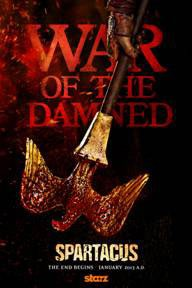 Spartacus War of the Damned Teaser Poster