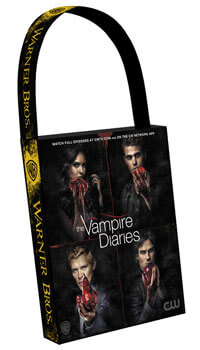 Vampire Diaries Comic Con Bag