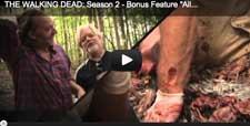 The Walking Dead Zombie Guts