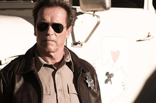 Arnold Schwarzenegger in The Last Stand