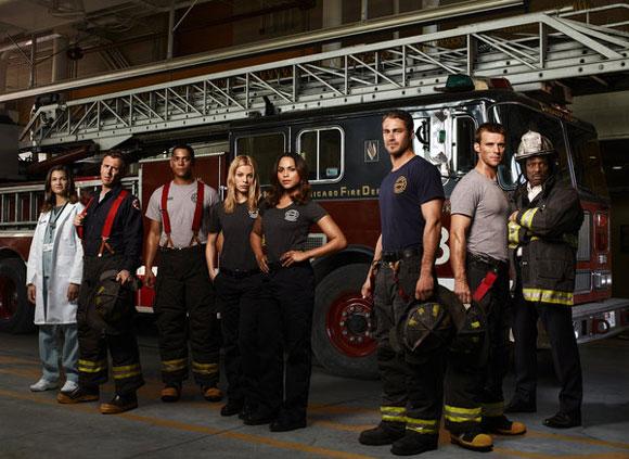 Chicago Fire Cast
