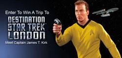 Destination Star Trek London