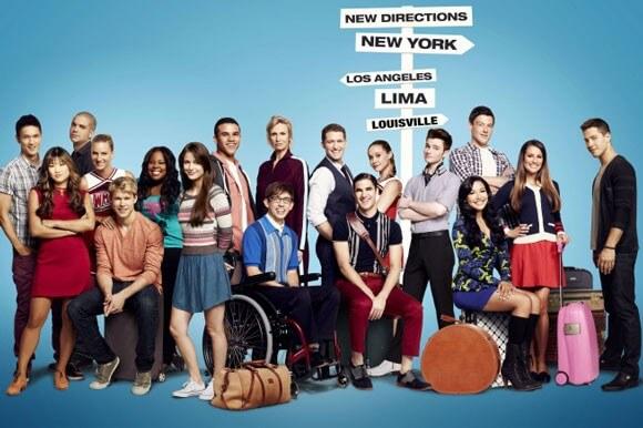 The Cast of Glee Season 4