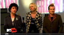 MTV Live Green Day