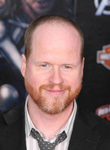 Joss Whedon at The Avengers Premiere