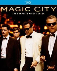 Magic City Season 1 on DVD