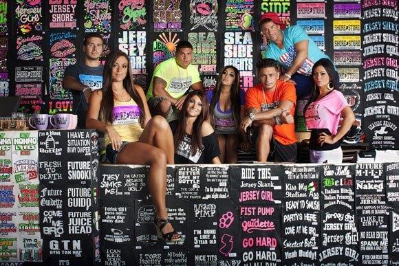 MTV Jersey Shore Season 6 Cast