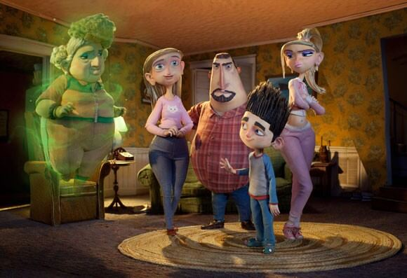A Scene from ParaNorman
