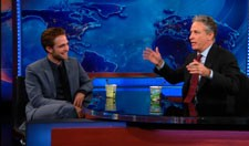 Robert Pattinson on The Daily Show with Jon Stewart