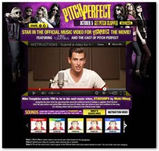 Pitch Perfect Contest