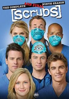 Scrubs on DVD