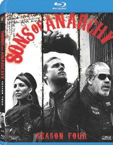 Sons of Anarchy Season 4 DVD
