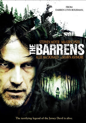 Poster for The Barrens