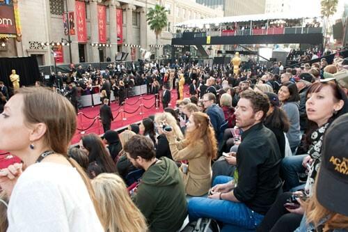 2013 Oscar Bleacher Seats Application Details