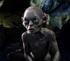 Gollum Photo from The Hobbit