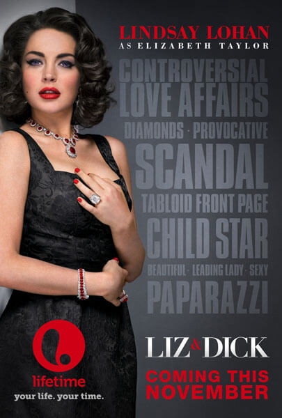 Liz and Dick Poster