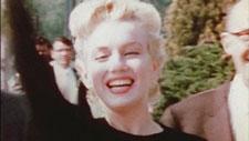 Marilyn Monroe in a scene from Love, Marilyn