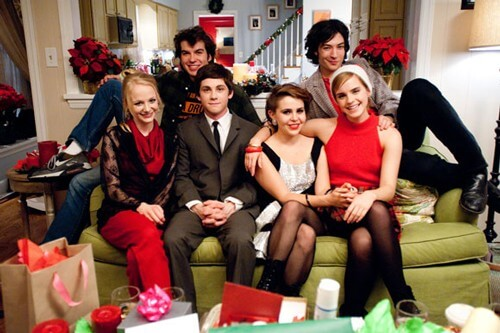 The Perks of Being a Wallflower Cast Photo