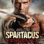 Spartacus Vengeance Blu-ray