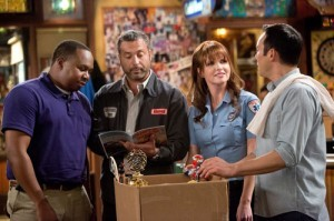 A scene from Sullivan & Son
