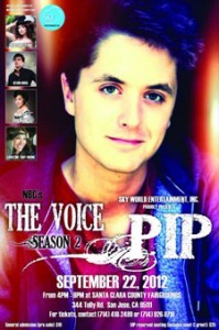 The Voice's Pip
