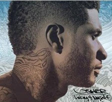 Usher Looking 4 Myself Album Cover