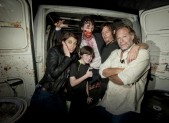 Walking Dead Cast at Halloween Horror Nights Maze