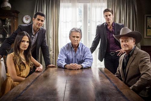Dallas Season 2 Cast