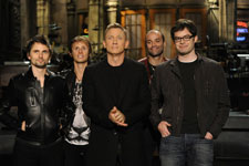 Muse, Daniel Craig, and Bill Hader in SNL