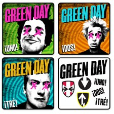 Green Day Uno Dos Tres