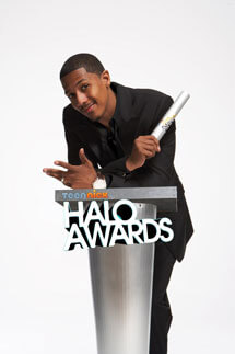 Nick Cannon Hosts the 2012 Halo Awards