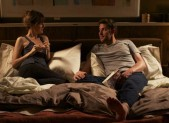 John Krasinski and Rosemarie DeWitt in 'Nobody Walks'