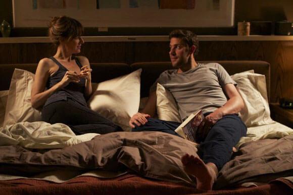 John Krasinski and Rosemarie DeWitt in 'Nobody Walks'