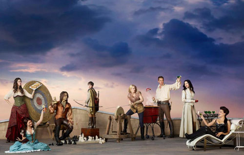 Once Upon a Time Cast Season 2
