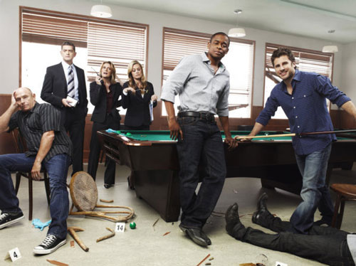 Psych Season 7 Cast