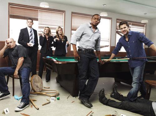 Psych Season 7 Cast