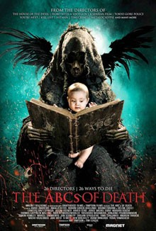 ABCs of Death Poster