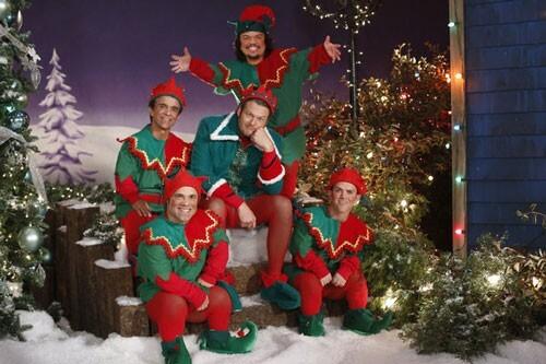'Blake Shelton's Not-So-Family Christmas'