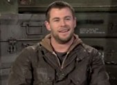 Chris Hemsworth Red Dawn Interview