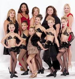 Dance Moms Cast