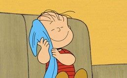 A Scene from Happiness is a Warm Blanket, Charlie Brown