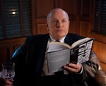 "Anthony Hopkins as ""Alfred Hitchcock"" in Hitchcock"