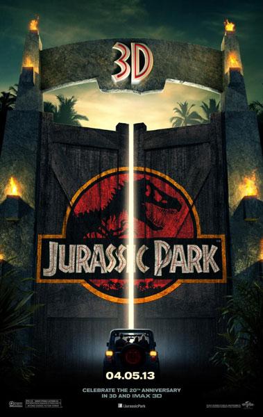 Jurassic Park 3D