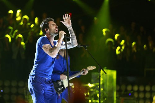 Maroon 5 to release Maps from V