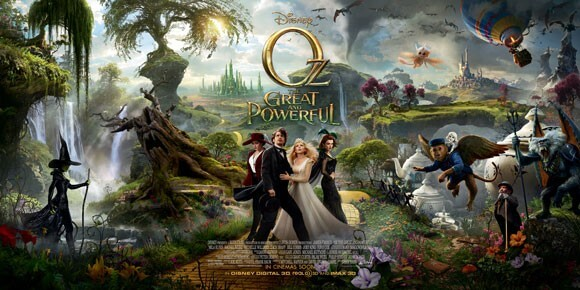 Oz The Great and Powerful Banner