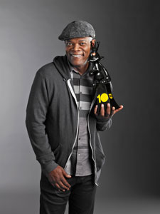 Samuel L Jackson Hosts the VGA Ten