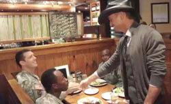 Tim McGraw Honors Vets