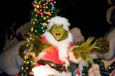 Universal Studios Hollywood Celebrates Grinchmas