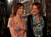 Kristen Wiig and Annette Bening in Girl Most Likely